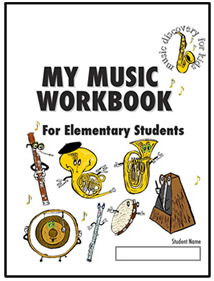 My Music Workbook - ebook