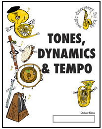 Tones, Dynamics & Tempo - ebook