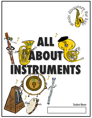 All About Instruments - ebook