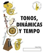 Tonos, Dinamicas y Tempo - ebook