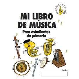 Mi Libro de Musica- ebook